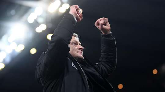 Solskjaer salutes 'a Man Utd performance in my mould' after derby triumph. GOAL