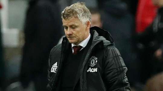 Man Utd: Solskjaer reste et va recruter en janvier. AFP