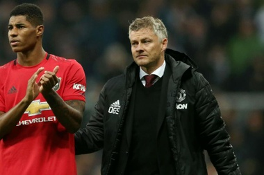 Solskjaer hints at January buys. AFP
