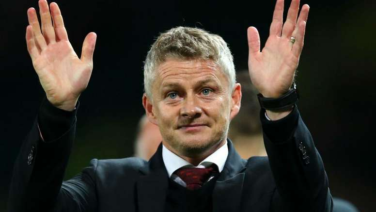 Solskjaer: Manchester United fans know patience is needed. AFP