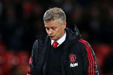 Solskjaer: United not good enough to match City.