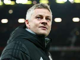 Solskjaer open to January buys. AFP