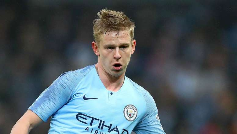 Zinchenko: Manchester City wanted 10 in Burton battering