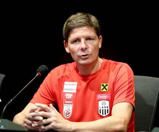Oliver Glasner nouvel entraîneur de Wolfsbourg cet été. Goal