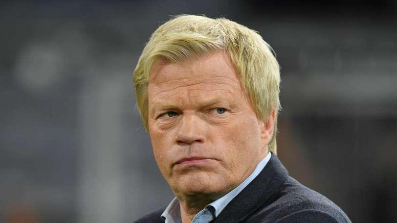 Kahn: I regret rejecting Man Utd - BeSoccer