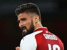 Olivier Giroud a inscrit son 100e but sous le maillot d'Arsenal. Goal