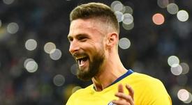 Giroud est le meilleur buteur d'Europa League. Goal