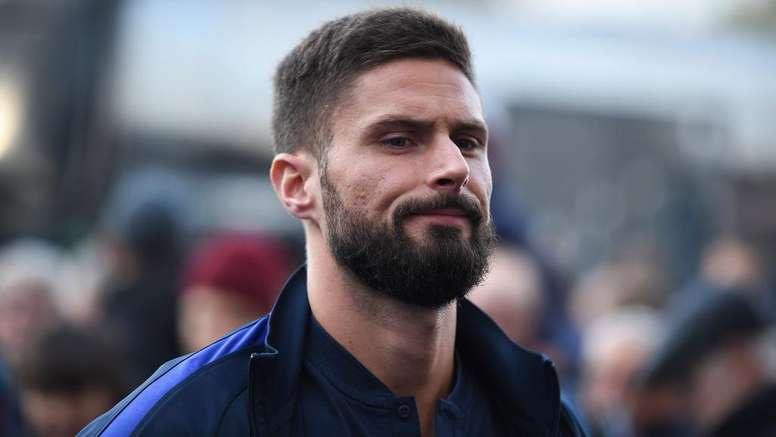 Giroud, ça bloque à l'Inter, rebond en vue au Barça ?. GOAL
