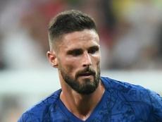 Lampard has sympathy for Giroud. GOAL