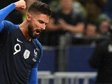 L'Euro 2021, Giroud croit en ses chances