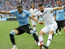 La France retrouvera l'Uruguay. Goal
