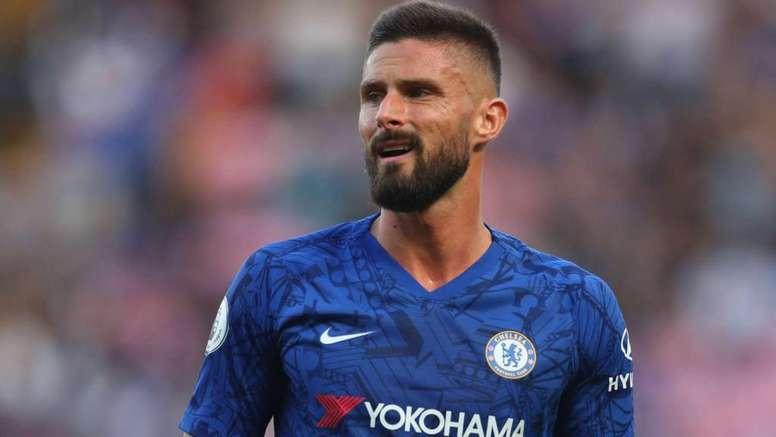 Olivier Giroud a failli signer à Tottenham. Goal