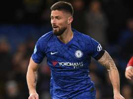 Giroud tells Chelsea to believe in 'almost impossible'