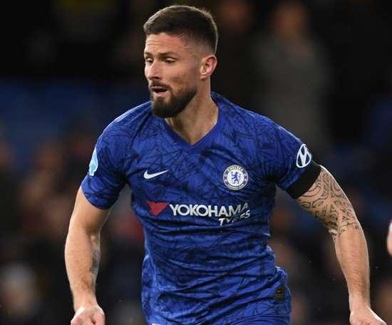 Giroud tells Chelsea to believe in 'almost impossible'