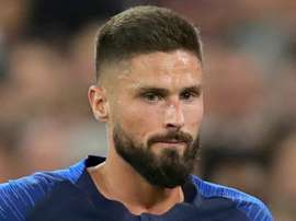 Deschamps praises Griezmann for Giroud gesture.