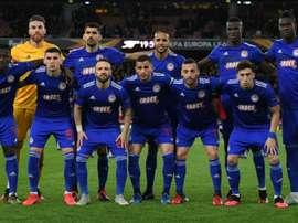 Coronavirus: Olympiacos players all return negative tests