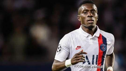 Gueye espère retrouver son niveau affiché face au Real Madrid. GOAL