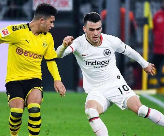 Dortmund gagne avant le PSG. GOAL