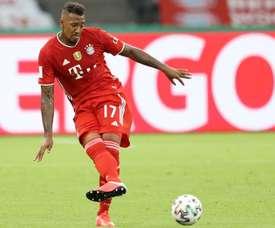 Boateng devrait continuer avec le Bayern. GOAL