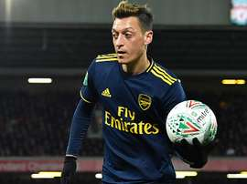 Ozil pense déjà à l'après-Arsenal. GOAL