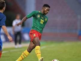 Yan Brice Cameroon. Goal