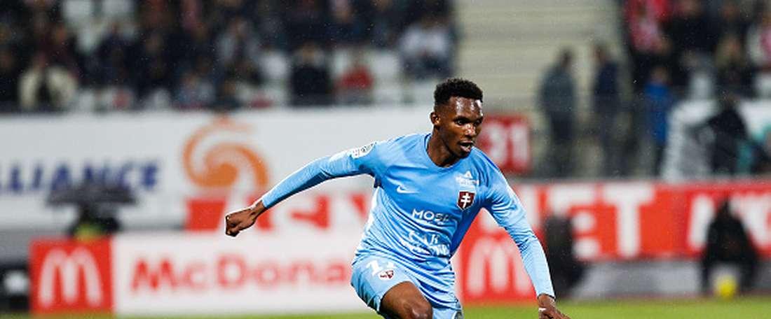 Opa Nguette prolonge au FC Metz. GOAL