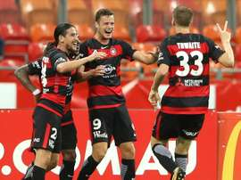 Western Sydney Wanderers made a winning start to the A-League season. GOAL