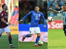 Tre giovani per il Milan. Goal