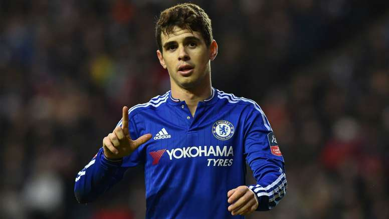Oscar is set for a big-money move to China. Goal