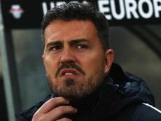 Oscar Garcia takes charge at Celta. Goal