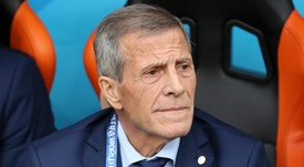 Oscar Tabarez has signed another new contract. GOAL