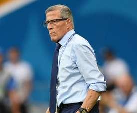 L'Uruguay prolonge son entraîneur. Goal