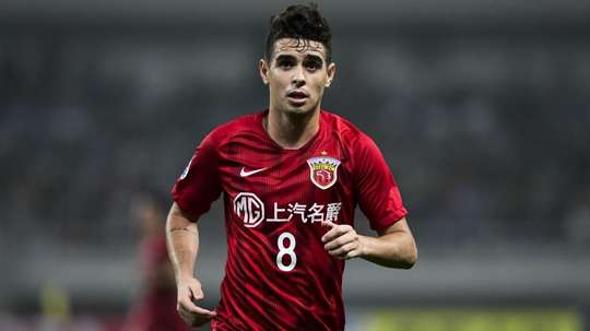 Oscar was the hero for Shanghai SIPG in the AFC Champions League. GOAL