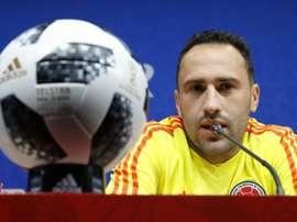 Ospina descarta o favoritismo e espera total apoio da torcida. Goal