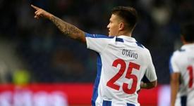 Otávio tem oferta de pré-contrato do Milan. Goal