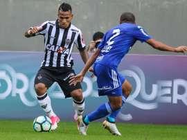 Otero foi decisivo no triunfo do 'Galo' no campo da 'Macaca'. Goal