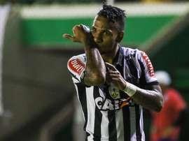 Otero Sport Boys Atlético-MG Copa Libertadores 03052017