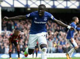 Niasse is not part of Everton's Europa League squad. GOAL