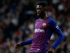Dembélé desfalca Barcelona por um mês. Goal