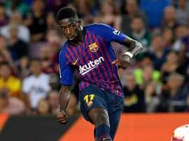 5af7652cef A escalação de Dembélé custou cinco milhões de euros ao Barça. Goal