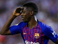 Dembélé vem provando, no Barcelona, que Neymar não era insubstituível