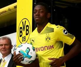 Ousmane Dembélé a opté pour la solution radicale. Goal