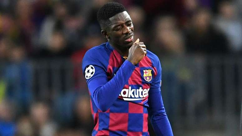 Suarez wants to find a way to stop Dembele getting injured constantly. GOAL