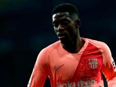 A relação estremecida entre Dembelé e Barcelona pode ser um ponto forte. Goal