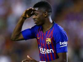 Valladolid-Barcellona 0-1: Basta Dembelé, blaugrana in vetta alla Liga