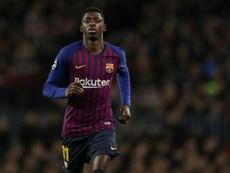 Liverpool convoiterait Ousmane Dembélé. GOAL