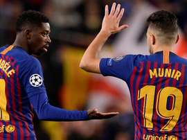 Barcelona Tottenham UCL. Goal