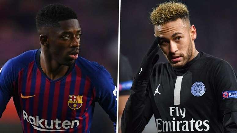 Para Josep Bartomeu Dembélé é melhor que Neymar. Goal