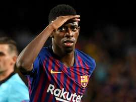 Dembele has struggled with his discipline at Barcelona. GOAL