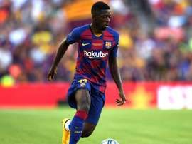 Dembele is certain to stay at Barcelona – agent